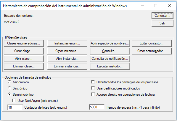 WMI (Windows Management Instrumentation) - PSFabrik